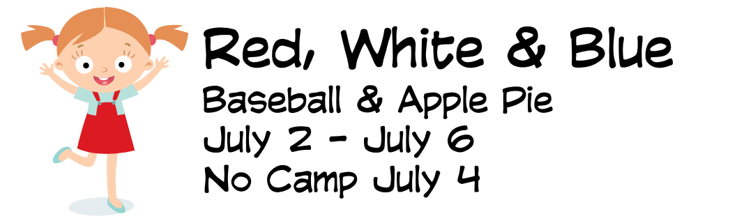 Red, White, & Blue, July2-6